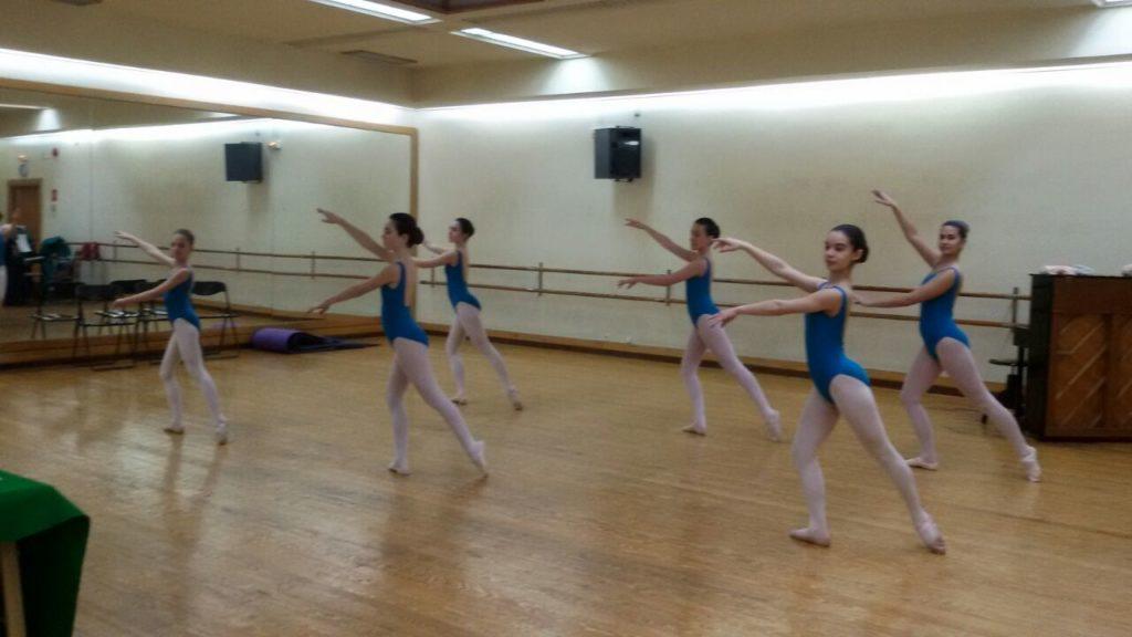 Exámenes Danza Clásica y Flamenco Febrero/2015