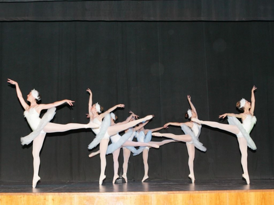 Danza Clasica Adultos