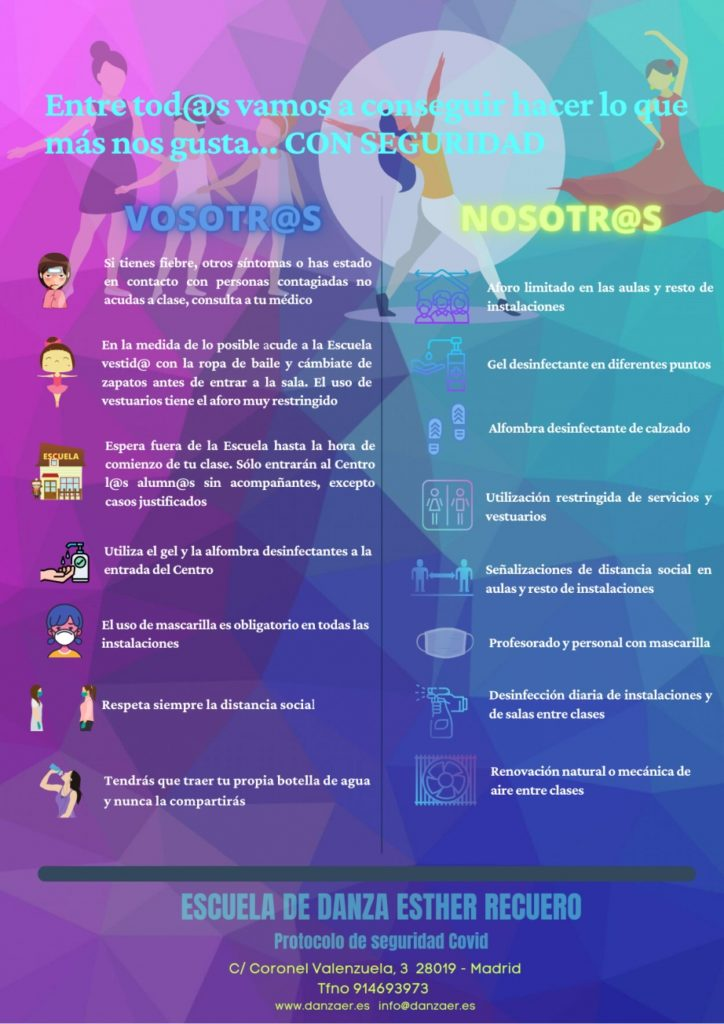 PROTOCOLO DE SEGURIDAD COVID